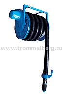 Катушка для удаления выхлопных газов электромеханическая Trommelberg HR70 (шланг 8 м х Ø102 мм)