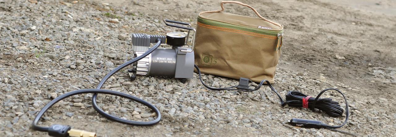 Автомобильный компрессор Модель BERKUT R15