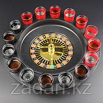 Алкогольная игра «Рулетка»