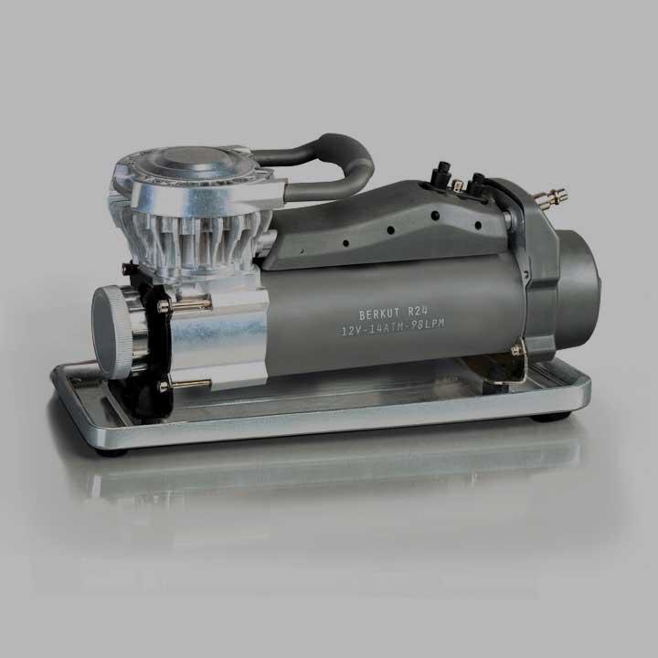 Автомобильный компрессор Модель BERKUT R24