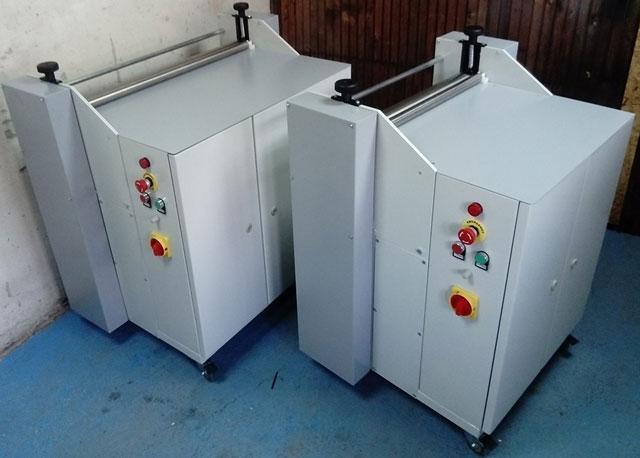 Клеемазательная машина- Gluer 740