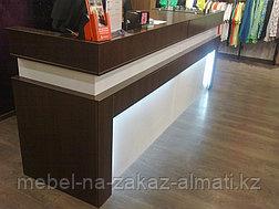 Стойка - ресепшн на заказ в Алматы, фото 2