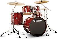 Ударная установка Yamaha Stage Custom. Аренда (прокат).