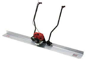 Виброрейка электрическая QXE с 2-х метровым профилем