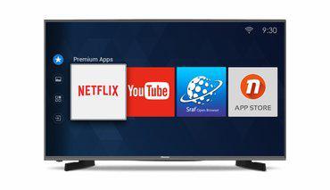 Телевизор YASIN LED-55U9000 SMART, WI-FI, 4K, Curve TV - фото 2