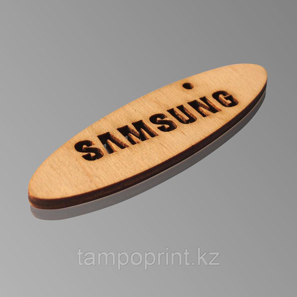 """Сувенир """"Samsung"""" DS025 без лака"""