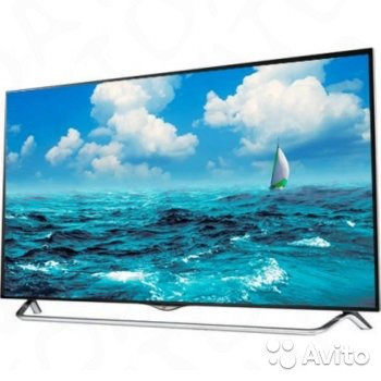 Телевизор YASIN LED-55E5000K SMART, WI-FI, 4K, Android TV - фото 1