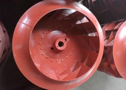 Рабочее колесо вентилятора 4-72-8С (левосторонний)