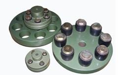 Муфта вентилятора G4-73-14D (мягкое соединение)