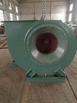 Вентилятор вытяжной 4-72-8С (левосторонний)