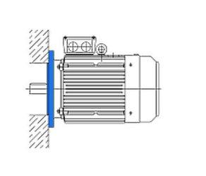 Электродвигатель Y90S4x4, 1,1 кВт