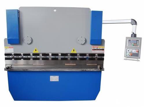 Листогиб гидравлический WC67Y K-40Т/2500 с контроллером E21 (Durmark)