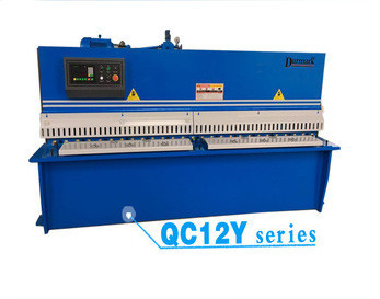 Гильотина QC12Y-4*3200 гидрав с MD11. (Durmark)