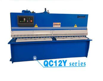 Гильотина QC12Y-12*2500 гидрав с MD11. (Durmark)