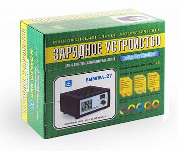 Автомобильное Зарядное устройство ВЫМПЕЛ-27