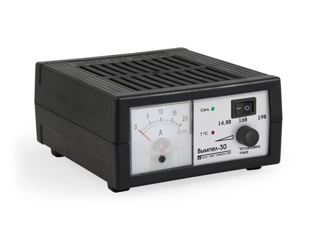 Автомобильное Зарядно-предпусковое устройство ВЫМПЕЛ-30 - фото 2