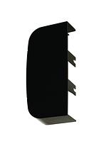 DKC Заглушка 110х50 мм, черная, фото 1