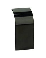 DKC Накладка на стык профиля 110х50 мм, черн, фото 1