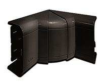 DKC Угол внутренний 110х50 мм, измен. черный, фото 1