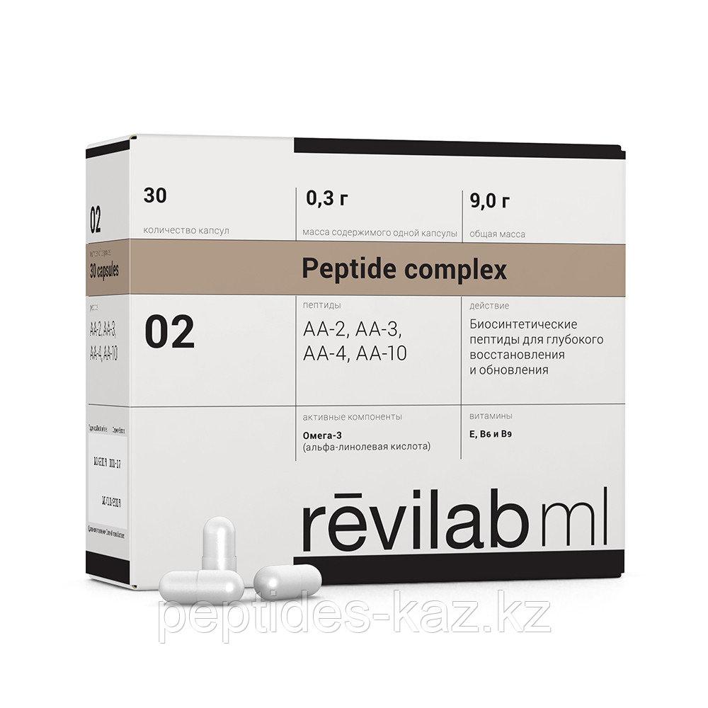 Revilab ML 02 — для иммунитета и системы кроветворения