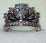 """Кольцо """"Корона"""", фото 5"""