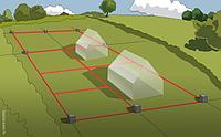 Раздел земельного участка и сегментация территории