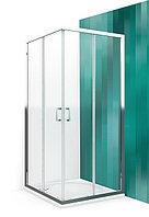 Квадратный уголок с двумя дверями Roltechnik Lega Line LLS2/900