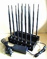 Подавитель сотовой связи СТРАЖ X12 ПРО, фото 1