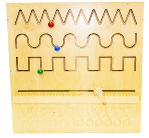 Модуль для развития запястья (движение по прорези)