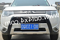 Обвес SPORT на Mitsubishi Outlander