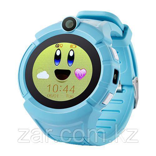 Детские GPS часы Smart Baby Watch Q360 с сенсорным дисплеем и камерой