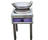 Газовая горелка для казана и вок XK21-007-01128, D 38 см