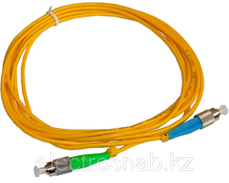 Оптический патчкорд FC/APC-FC/UPC Simplex SM