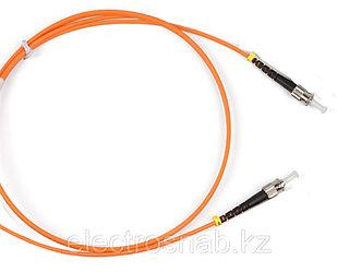 Оптический патчкорд ST/UPC-ST/UPC Simplex MM