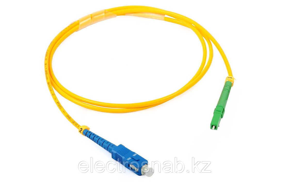 Оптический патчкорд SC/UPC-LC/APC Simplex SM