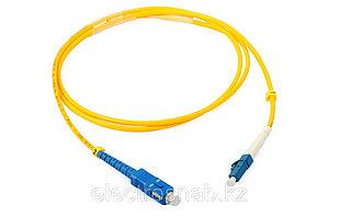 Оптический патчкорд SC/UPC-LC/UPC Simplex SM