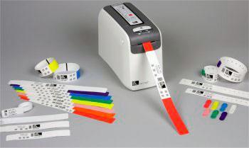 Принтеры для печати браслетов