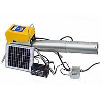 Громпушка ZonMark Solar с солнечной панелью, фото 1