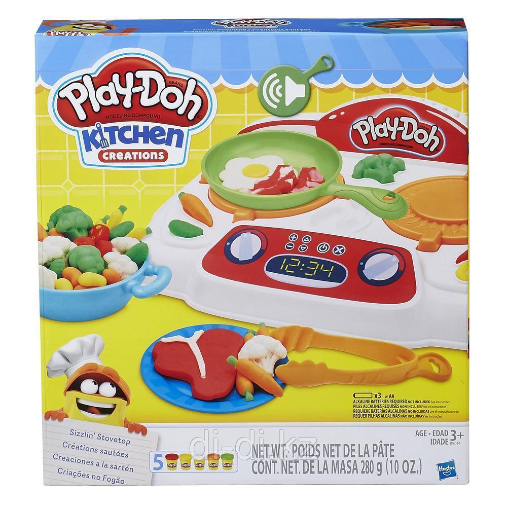Игровой набор Кухонная плита Плей-До (звук)