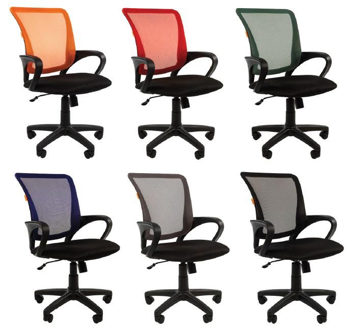 Кресло CHAIRMAN 969 Black