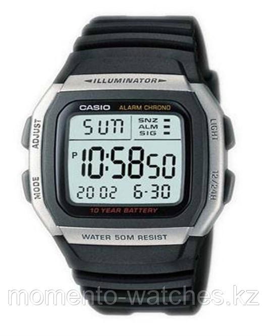 Мужские часы Casio W-96H-1AVDF