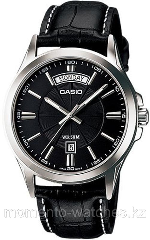 Мужские часы Casio MTP-1381L-1AVDF