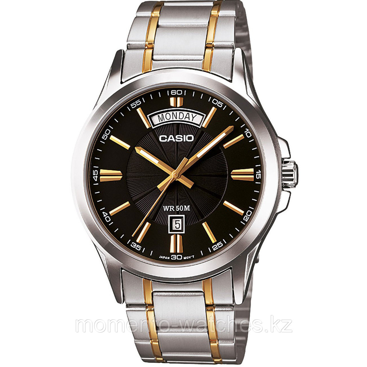 Мужские часы Casio MTP-1381G-1AVDF