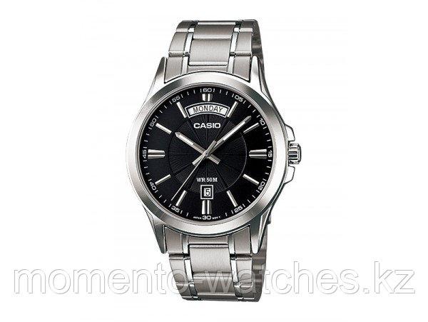Мужские часы Casio MTP-1381D-1AVDF