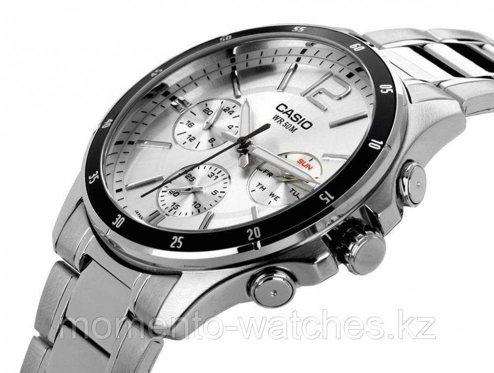 Мужские часы Casio MTP-1374D-7AVDF