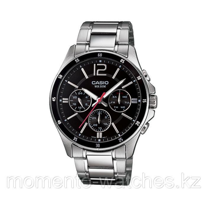 Мужские часы Casio MTP-1374D-1AVDF