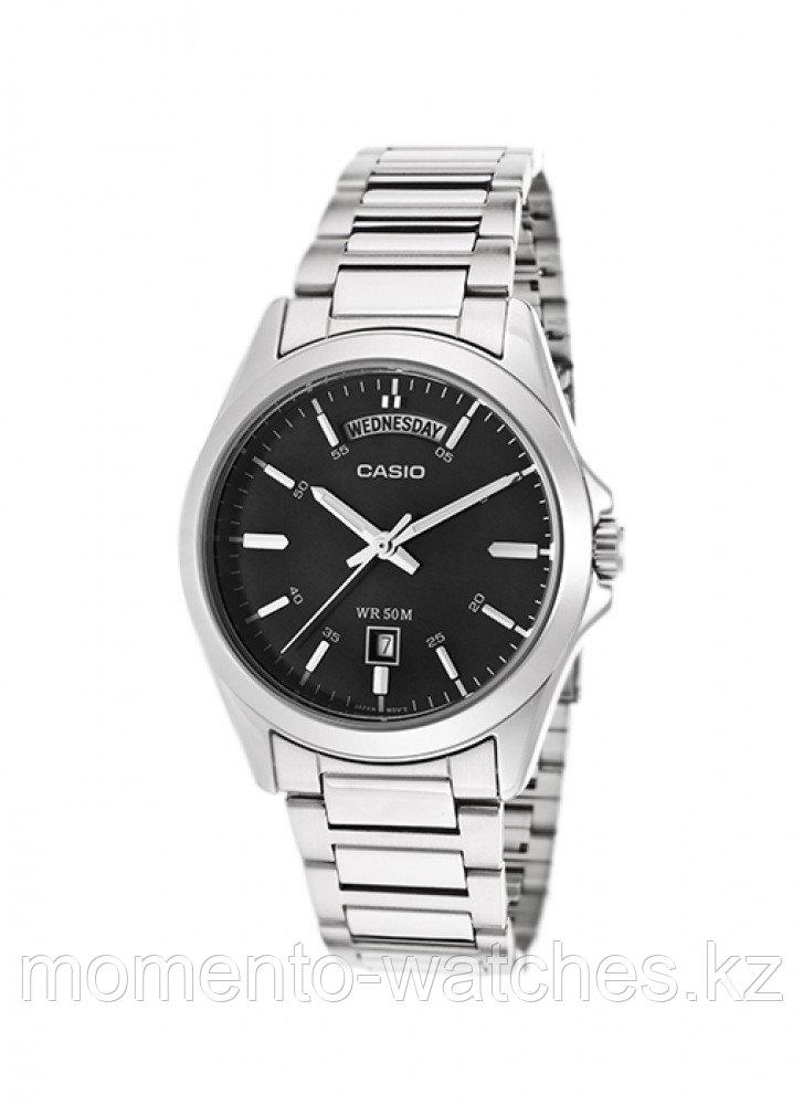 Мужские часы Casio MTP-1370D-1A1VDF