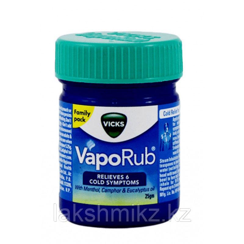 "Вапораб, Лечебный бальзам от простуды ""VapoRub""- 25гр"