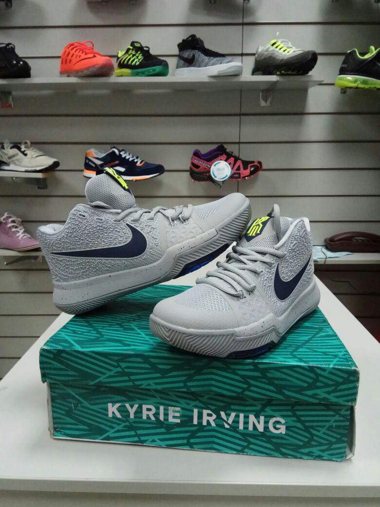 Баскетбольные кроссовки Nike Kyrie III ( 3) for Kyrie Irving gray