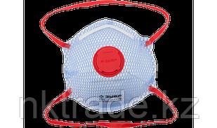 Полумаска коническая, с внешней сеткой, серия ПРОФИ